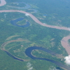 Part Of The Ramu From The Air