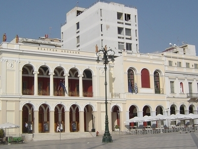 Apollo Theatre, Patras