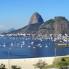 Distance View Of Sugarloaf Mountain