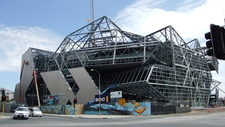 Perth Arena Construction