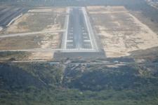 Airport's Rumway
