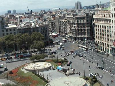 Pla a de la universitat barcelona espanha informa es - Placa universitat barcelona ...