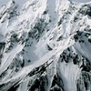 North Face Of Plinth Peak