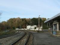 Pointe aux Trembles Railway Station