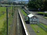 Port Kembla North Railway Station
