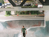 Burnside Skatepark