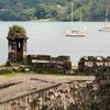 Portobelo Ruins And Bay