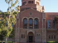 University Of California Los Angeles Library