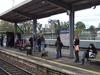 Railway Station, Los Polvorines