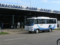 Padre Aldamiz International Airport