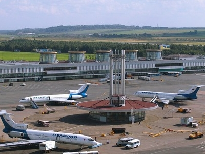 Flights At Pulkovo Airport