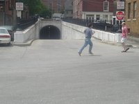 East Side Trolley Tunnel