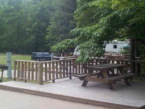 Enota Mountain Retreat RV Sites