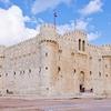 Qaetbay Castle In Alexandria