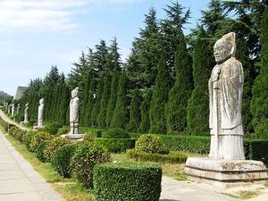 Xian Tour - Famen Temple and Museum, Qianling Mausoleum and Museum Photos