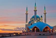 Qolşärif Mosque - Kazan Kremlin