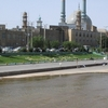 Qom Shrine With River