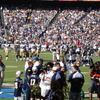 NFL Game At Qualcomm Stadium