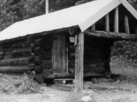 Quartz Lake Patrol Cabin