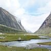 Quebrada Santa Cruz En Ancash - Perú