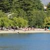@ Queenstown Beach - South Island NZ