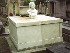 Grave Of Edgar Quinet