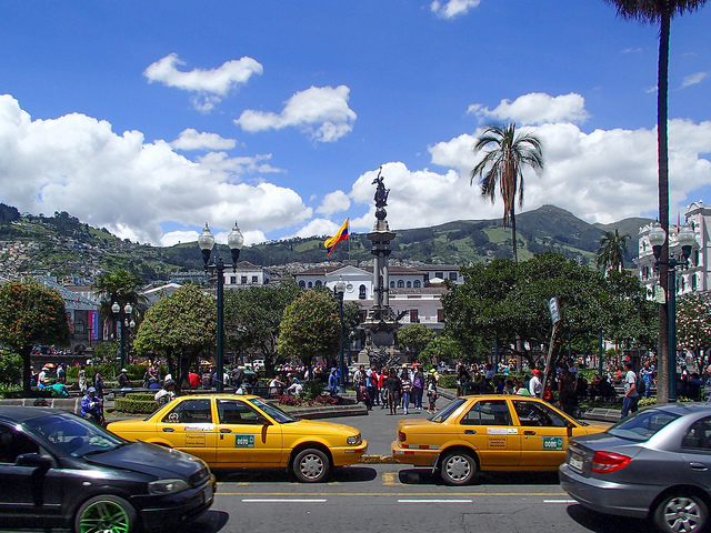 Visit Quito by the Best Way Photos