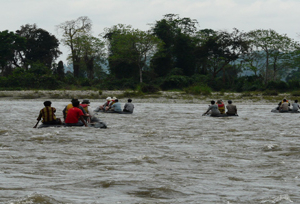 Rafting And Boat Rides - Jia Bhoroli River