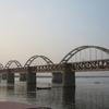 Rail Bridge Godavari