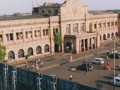 Railway Station Nagpur