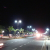 Rajpath At Night