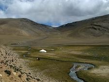 Rajung Karu Nomad Camp - Ladakh J&K