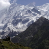 Rakaposhi Peak From Taghafari Base Camp