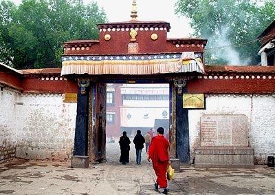 Ramoche  Temple Exterior