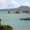 Rangitoto & Brown's Island From Musick Point - Auckland NZ
