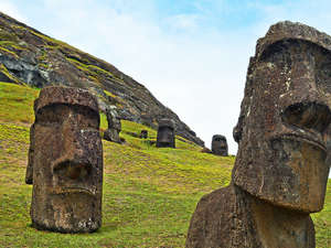 Easter Island 4 Days Photos