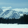 Raynolds Peak - Grand Tetons - Wyoming - USA