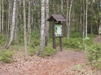 Red Bog Educational Trail