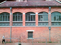 Engineer's Office of the Former Pumping Station