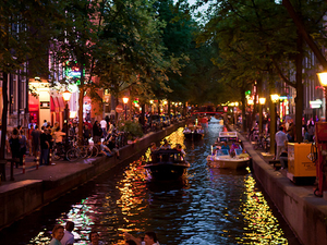 Red Light District walking tour Photos