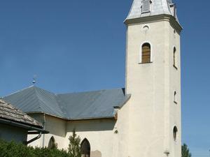 Reformed Church-Kenézlő