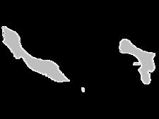 Regional Map Of Netherland Antilles