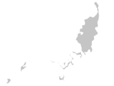 Regional Map Of Palau