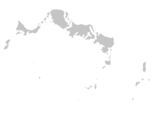 Regional Map Of Turks And Caicos Islands