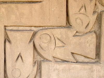 Reliefs Of Fish