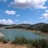 Reservoir Gallipuén Of Teruel (Aragon)