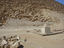 Restoration Project At Red Pyramid