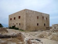 Rethymno Fortezza Back