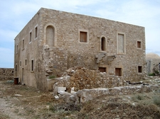 Rethymno Fortezza Brake