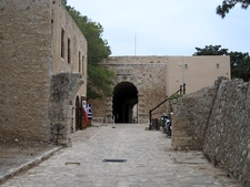 Rethymno Fortezza Inside